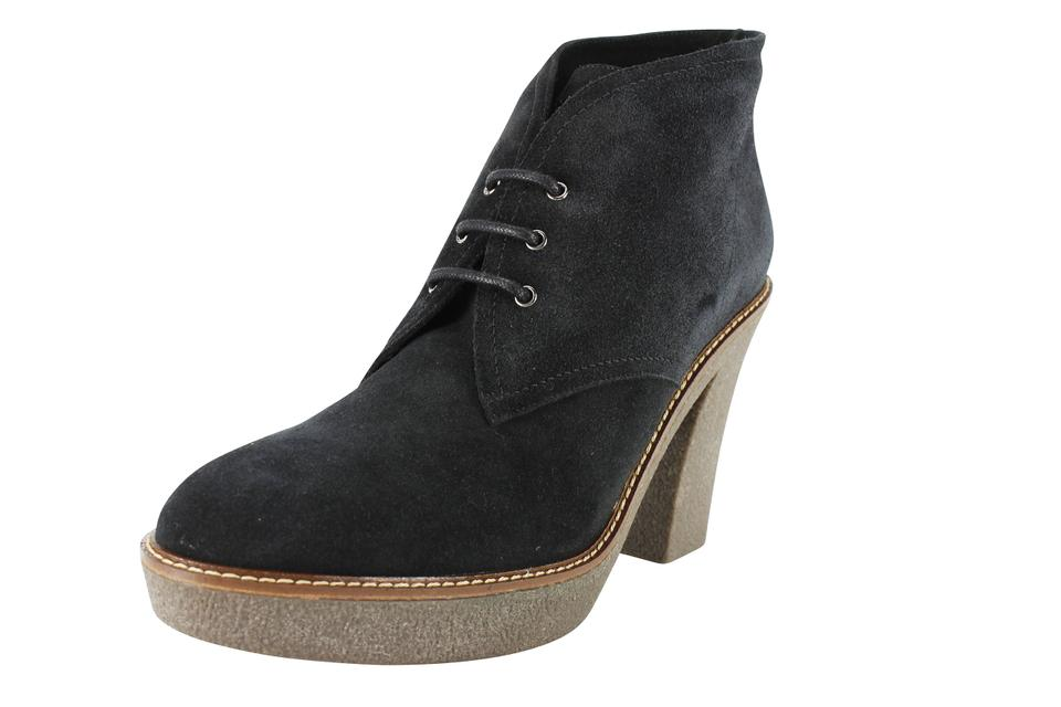 11bf009b78 Emporio Armani Black Womens Ankle Boots/Booties Size US 10 Regular ...