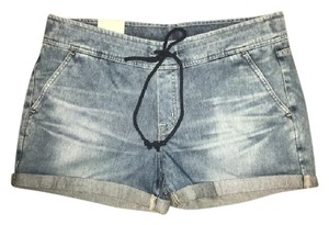 Big Star Denim Shorts-Medium Wash