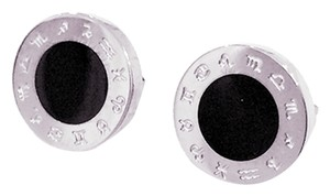 Zodiac Circe Stud Earrings 18k White Gold
