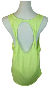 PINK Top Yellow / green