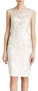 Sue Wong Beaded Sheath Dress