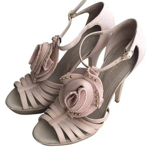 BCBGeneration Taupe / blush Platforms