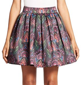 Alice + Olivia And Pouf Skirt ombre deco