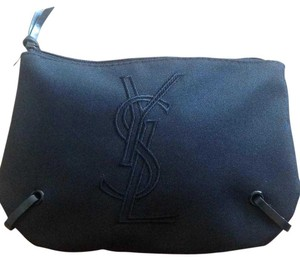 0bb0d7120a02 Black Saint Laurent Cosmetic Bags - Up to 70% off at Tradesy