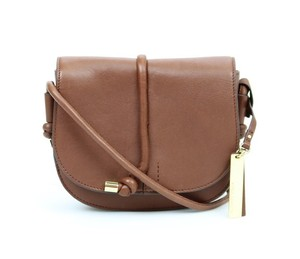 Vince Camuto Leather Gold Cross Body Bag