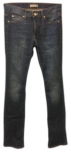 Acne Studios Straight Leg Jeans-Medium Wash