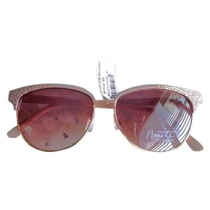 Nanette Lepore NWT Nanette Lepore Blush and Rose Gold sunglasses