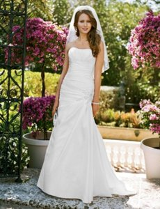 David's Bridal Style Wg3032 Wedding Dress