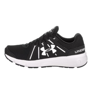 Under Armour black and logo white Athletic