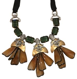J.Crew Collection Jeweled Bauble Necklace