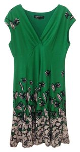 Jones New York Cocktail Office Sleeveless Dress