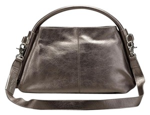 Foley + Corinna Leather New With Removable Strap Cross Body Bag