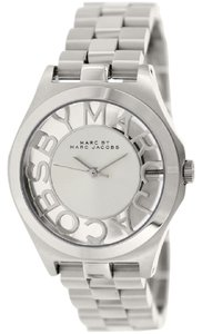 Marc by Marc Jacobs Women's Henry Skeleton MBM3291 Silvertone Stainless Steel Quartz Watch