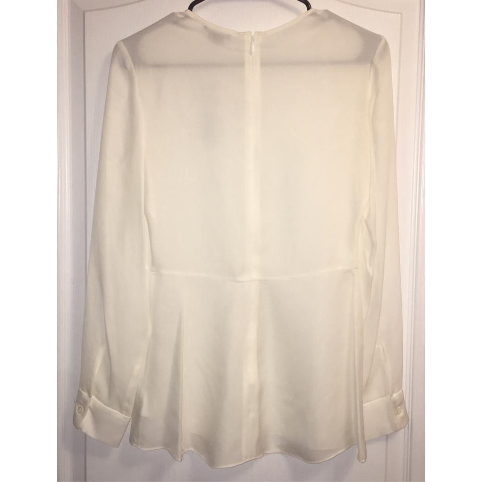 0d152a6f96f47 Theory Blouse Sizing