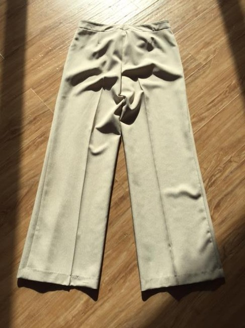 Other Trousers Relaxed Comfy Wide Leg Pants Off white/light beige Image 2
