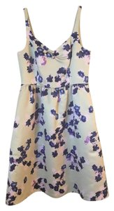 Cynthia Steffe A-line Floral Dress