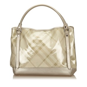 Burberry 7dbuto001 Tote in Beige