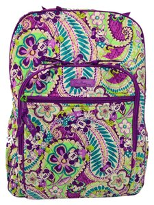 Vera Bradley Mickey Mouse Up Quilted Backpack