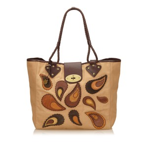 Mulberry 7cmbto004 Tote in Brown