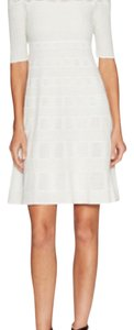 M Missoni short dress off white on Tradesy