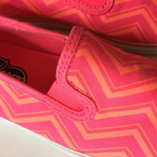 Sperry orange coral pink Flats Image 2