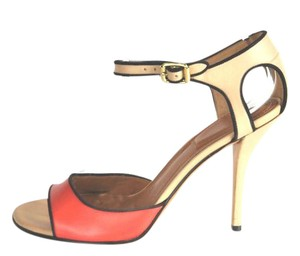 Givenchy Color-Block Sandals