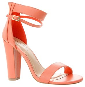 Bamboo Pink Pumps