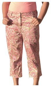 Jones New York Capris Multi-Color