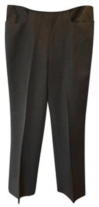 Miu Miu Capri/Cropped Pants Black