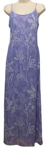 Periwinkle Maxi Dress by Hugo Buscati