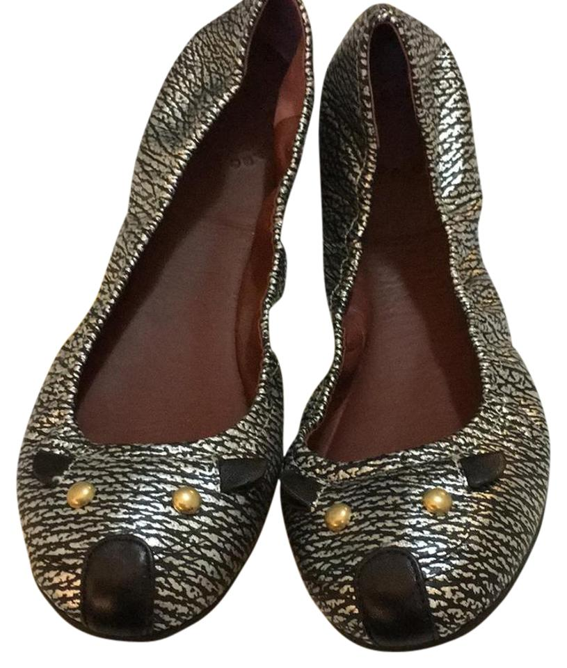Marc by Marc Jacobs Jacobs Marc Mouse Flats 0680ae