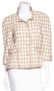 Chanel Oatmeal Jacket