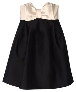 Jill Stuart Bow Prom Taffeta Dress