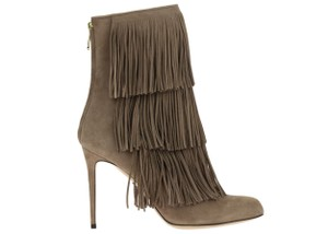 Paul Andrew taupe Boots