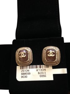 chanel CHANEL NWT BROWN & BEIGE