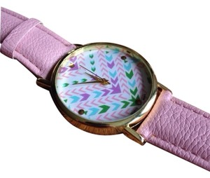 Unknown Pink Aztec Watch