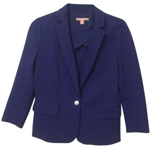 Banana Republic electric blue Blazer