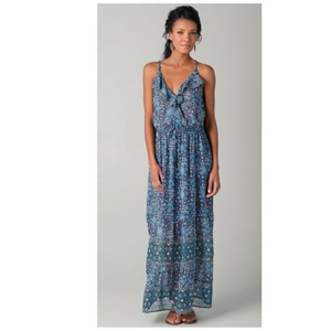 Blue Maxi Dress by Rebecca Taylor