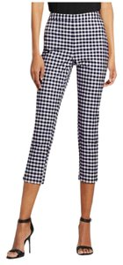 Victoria Beckham for Target Limited Edition Spring Summer Capri/Cropped Pants Blue and White