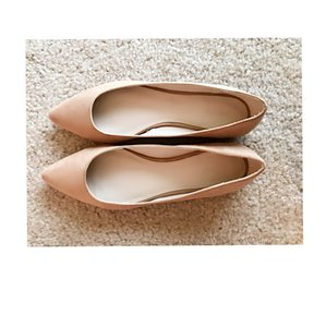 Forever 21 pink Flats