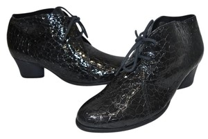 Arche Wedge BLACK Boots