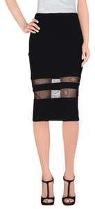 T by Alexander Wang Skirt Black