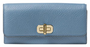 Michael Kors Michael Kors Sullivan Large Carryall Wallet Denim