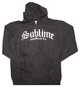 Sublime The Treasured Band Apparel Boho Music Sweatshirt