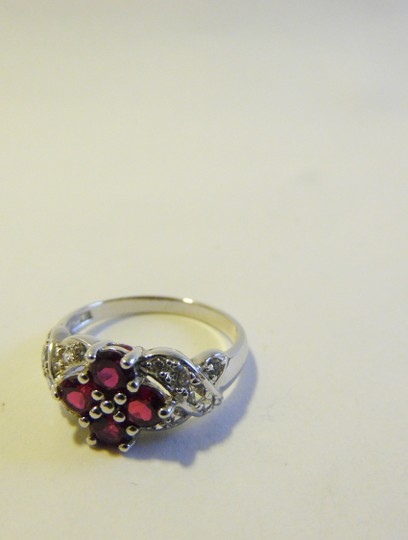 Technibond Technibond Ruby Gemstone Ring size 8