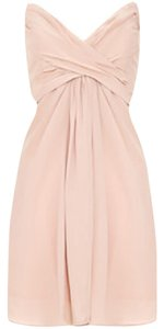 ZIMMERMANN Strapless Cocktail Bridesmaid Silk Dress