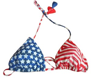 38630cf85f64a Victoria s Secret VICTORIA S SECRET S THE TEENY TRIANGLE STARS SWIM BIKINI  Americana
