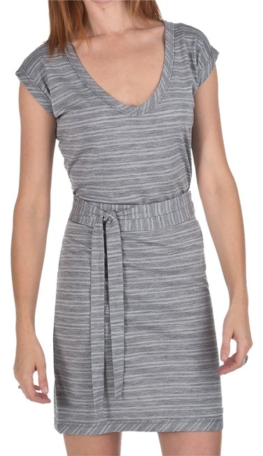 Icebreaker short dress Gray Travel Summer on Tradesy