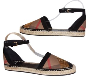 Burberry house check Sandals