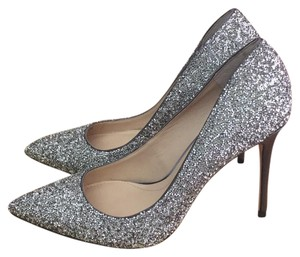 Imagine by Vince Camuto Crystal Grey silver Pumps
